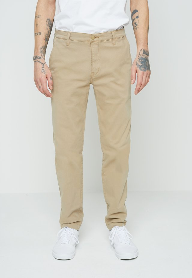 XX CHINO STD II - Trousers - beige