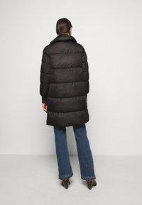 Lauren Ralph Lauren - MATTE FINISH COAT  - Down coat - black - 2