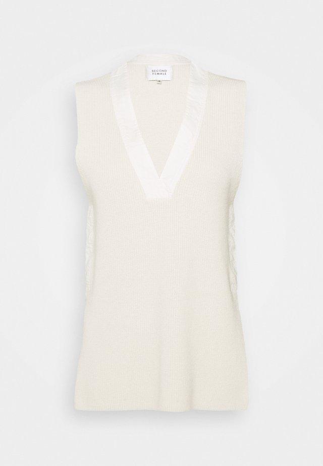 SAPA - Trui - off white
