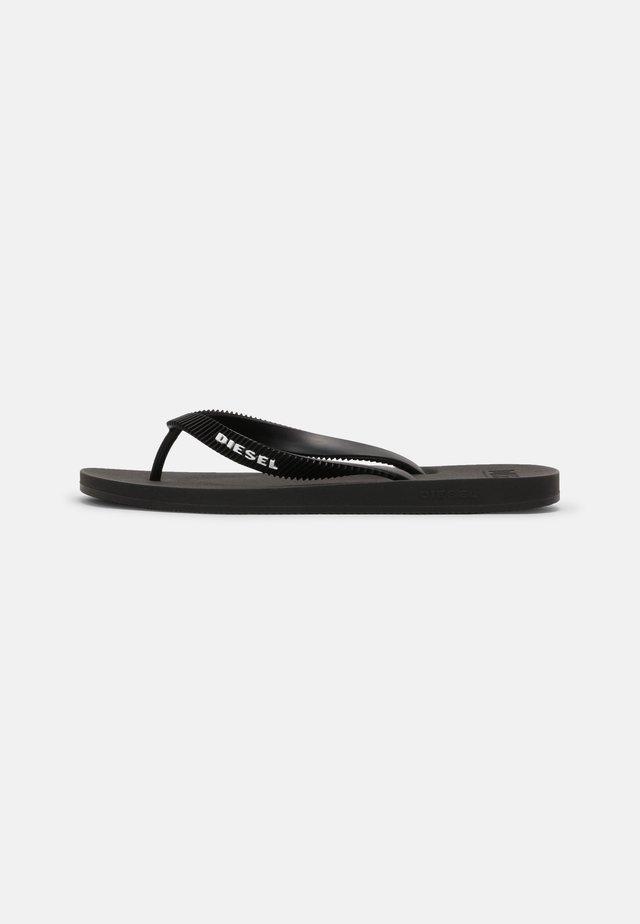 SA-KAUAY - Pool shoes - black