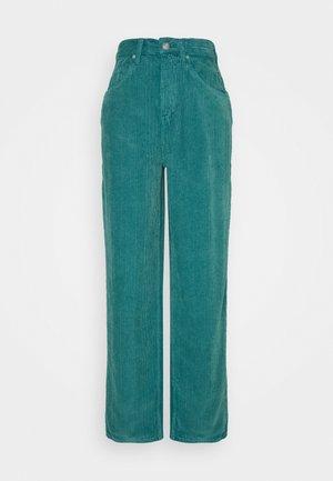 MODERN BOYFRIEND  - Pantaloni - teal