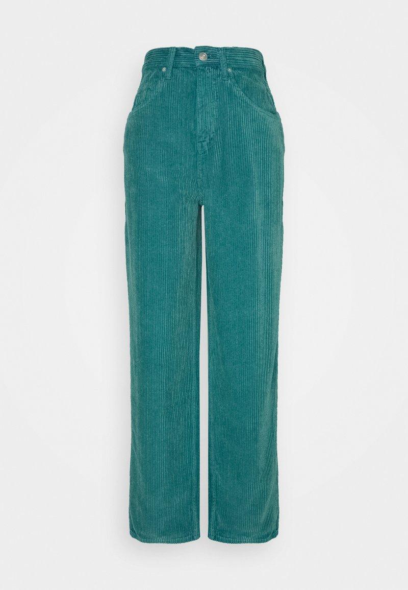 BDG Urban Outfitters - MODERN BOYFRIEND  - Bukse - teal