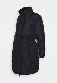 LOVE2WAIT - COAT BABY CARRIER - Classic coat - navy - 0