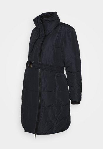 COAT BABY CARRIER - Classic coat - navy