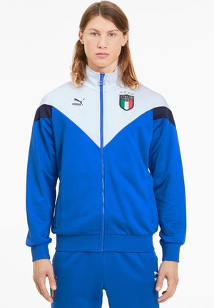ITALIEN FIGC ICONIC MCS  - Training jacket - team power blue-white