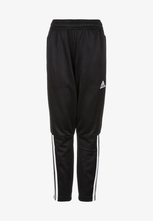 REGISTA 18 - Tracksuit bottoms - black/white
