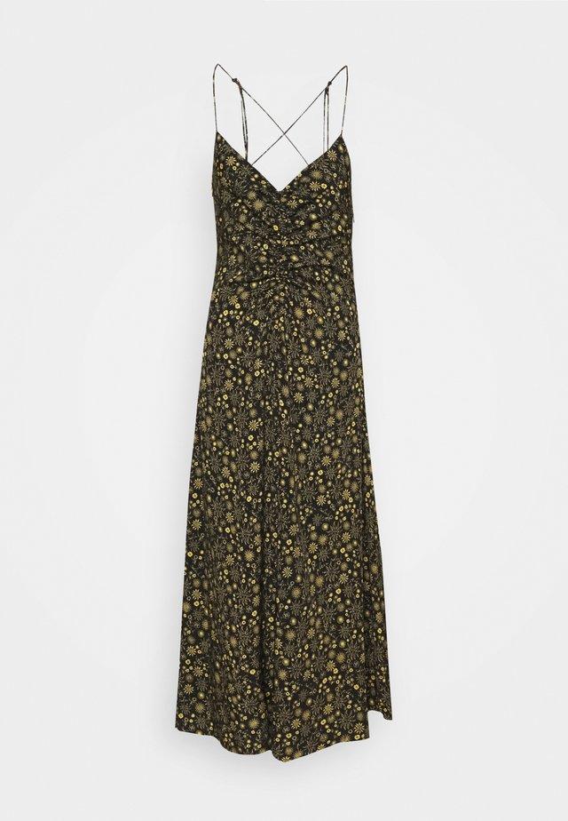 Długa sukienka - noir