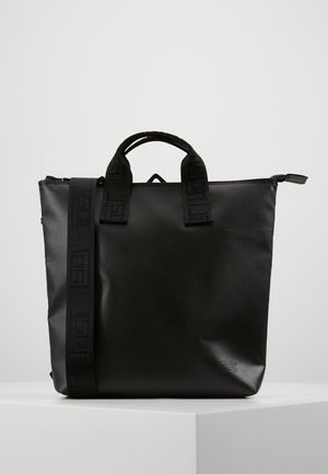 TOLJA CHANGE BAG MINI - Ryggsäck - black