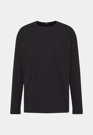 NORDIC - Pitkähihainen paita - black/white