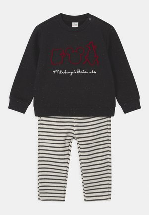 MICKEY FRIENDS SET - Tracksuit - black bean