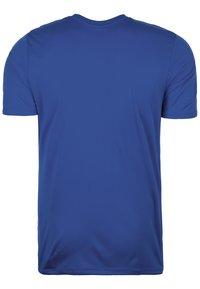 Umbro - CLUB SS - Basic T-shirt - dark blue - 1