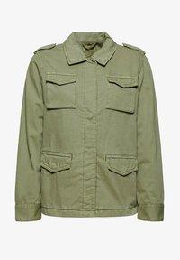 Esprit - Summer jacket - light khaki - 7