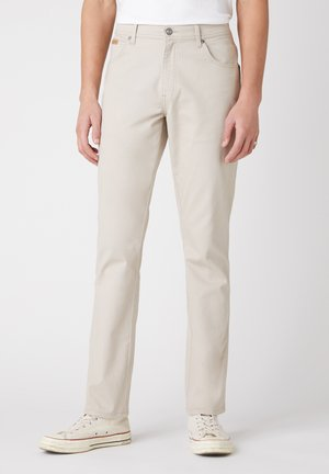 TEXAS  - Slim fit jeans - tan