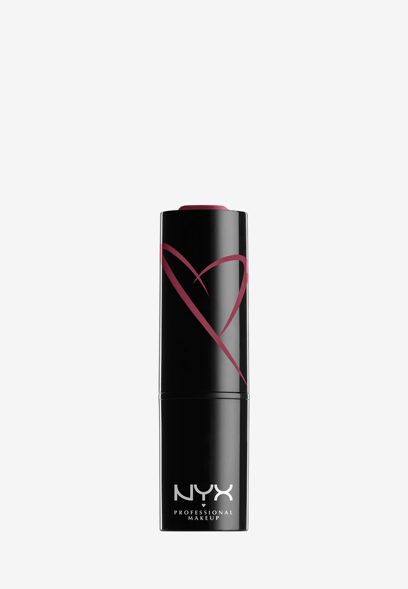 Nyx Professional Makeup - SHOUT LOUD SATIN LIPSTICK - Lipstick - love is a drug