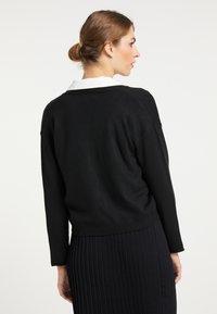 usha - Cardigan - schwarz - 2