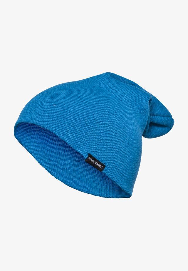 Beanie - turquoise
