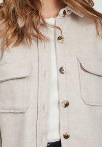 Object - OBJVERA - Lett jakke - mottled beige - 3