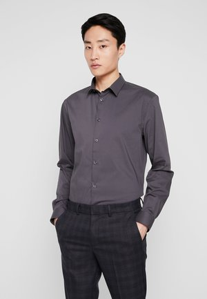 MASANTAL SLIM FIT - Camisa elegante - charcoal
