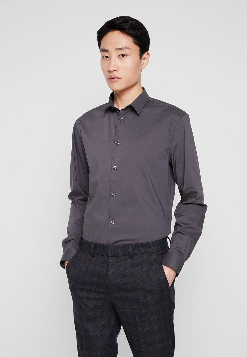 CELIO - MASANTAL SLIM FIT - Formal shirt - charcoal