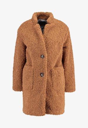 CAR COAT - Winter coat - toasted marshmallow