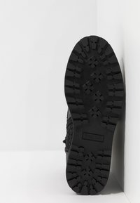 Primigi - Šněrovací kotníkové boty - asfalto/nero - 5
