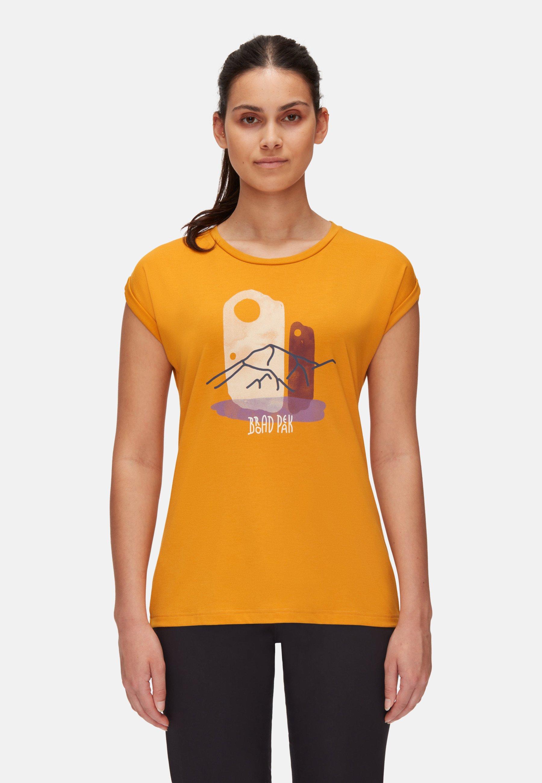 Damen MOUNTAIN WOMEN - T-Shirt print