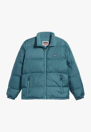 Down jacket - colonial blue