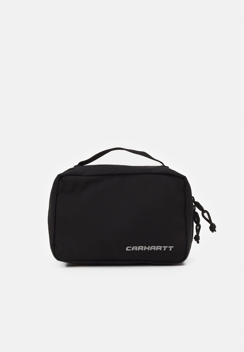 Carhartt WIP - TERRA TRAVEL UNISEX - Wash bag - black