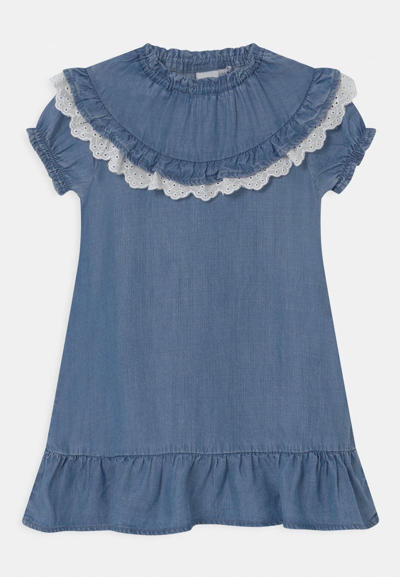 Name it - NMFATHIT - Denim dress - medium blue denim