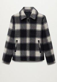 Mango - SHEFIEL2-I - Summer jacket - schwarz - 7