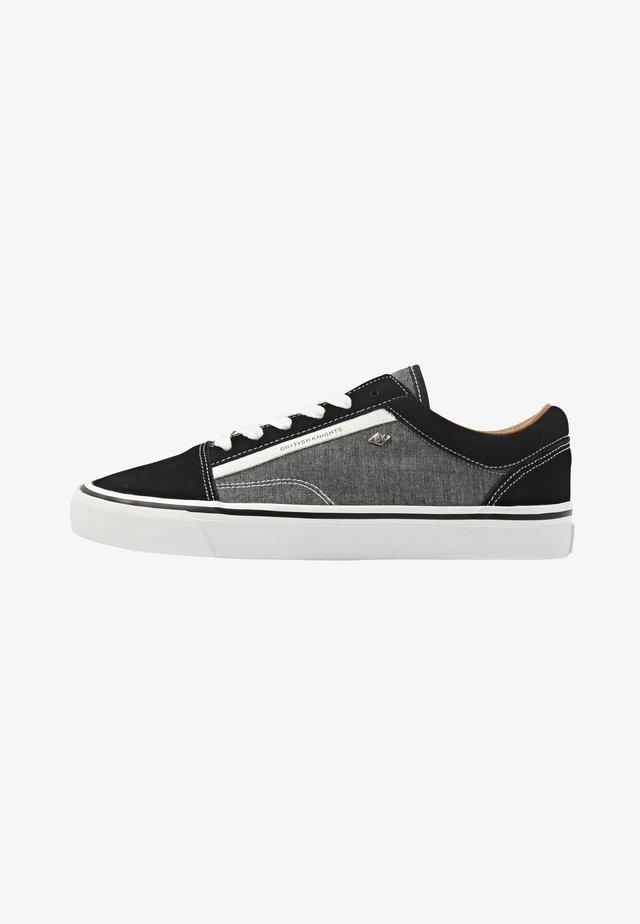 Skateboardové boty - black