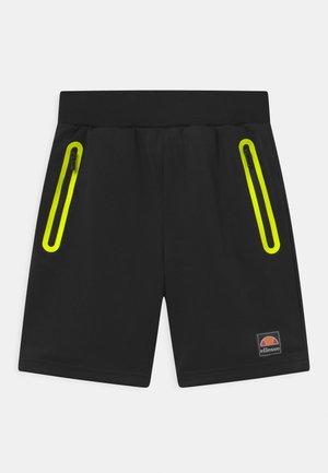 AMBROSINIO UNISEX - Sportovní kraťasy - black