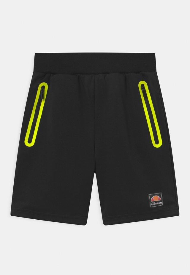 AMBROSINIO UNISEX - kurze Sporthose - black