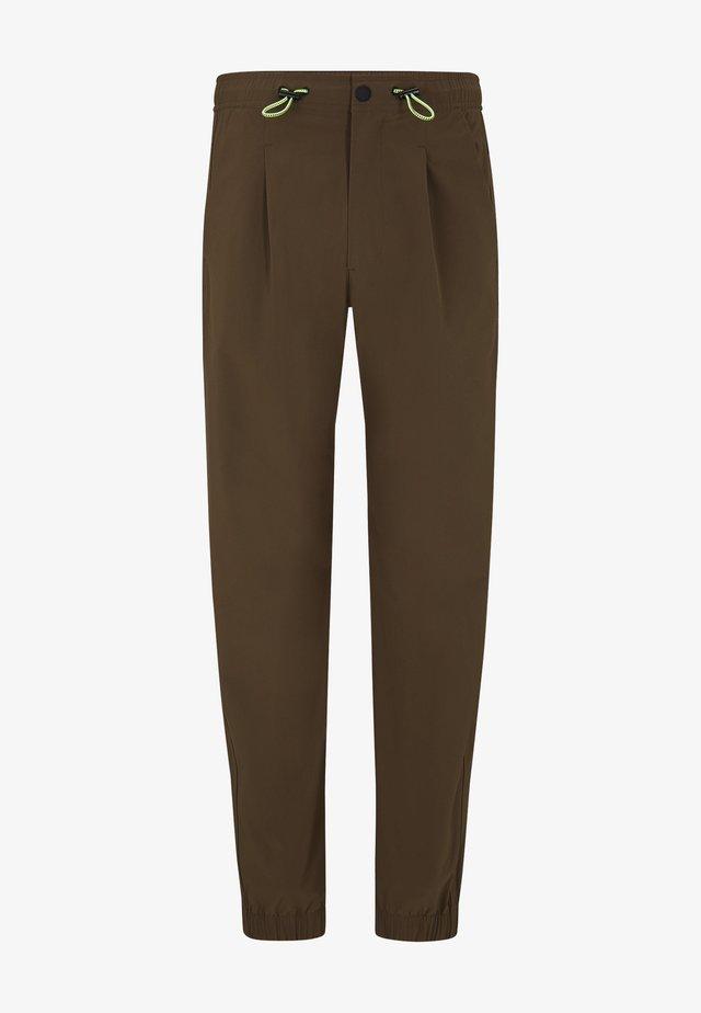BORIS - Pantalons outdoor - oliv