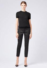 BOSS - FALYSSA - T-shirt basique - black - 1