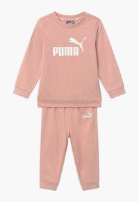 Puma - MINICATSS CREW JOGGER SET - Dres - peachskin - 0
