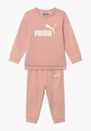 MINICATSS CREW JOGGER SET - Trainingspak - peachskin