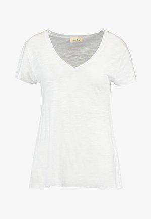 JACKSONVILLE V NECK TEE - T-shirts - blanc