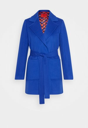 SRUN - Short coat - cornflower blue