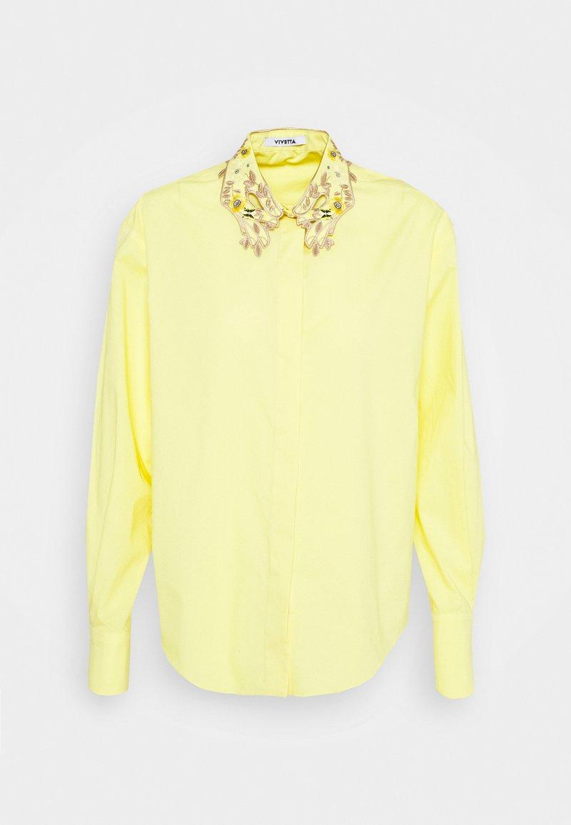 Vivetta - Camicia - giallo