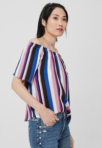 Q/S designed by - Blouse - multicolored - 0