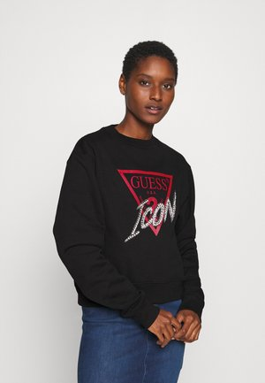 ICON - Sweatshirt - jet black