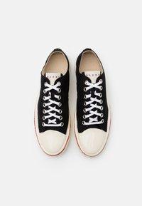 Marni - Baskets basses - black/lilywhite - 3