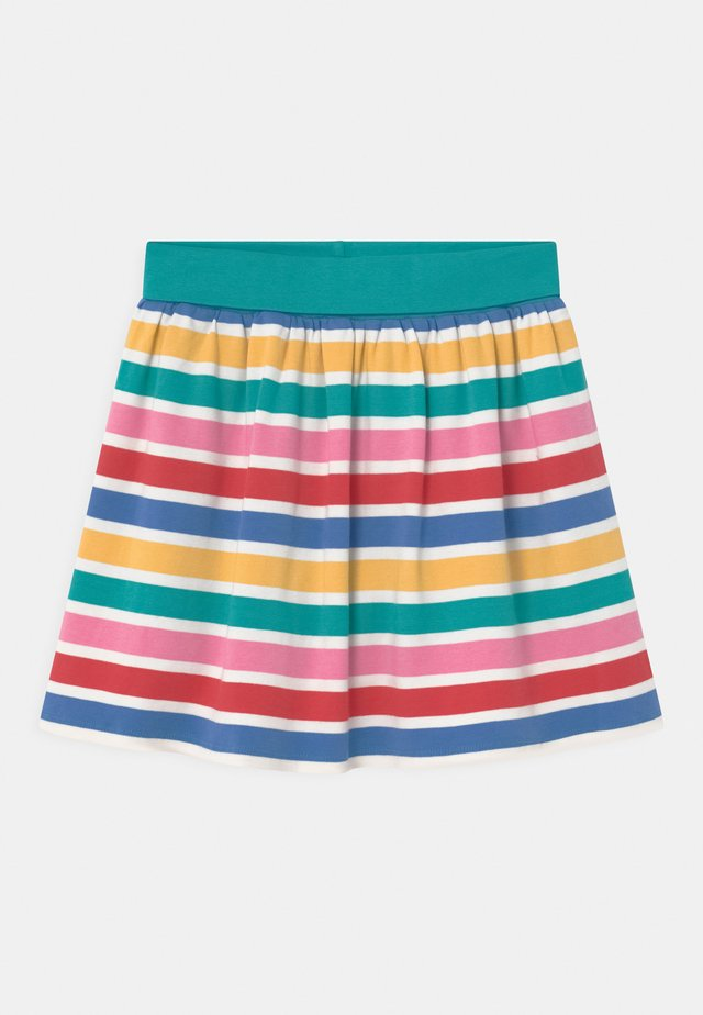 LUNA  RAINBOW STRIPE - Minirok - multi-coloured