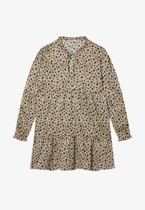 KURZES BOHO - Day dress - beige