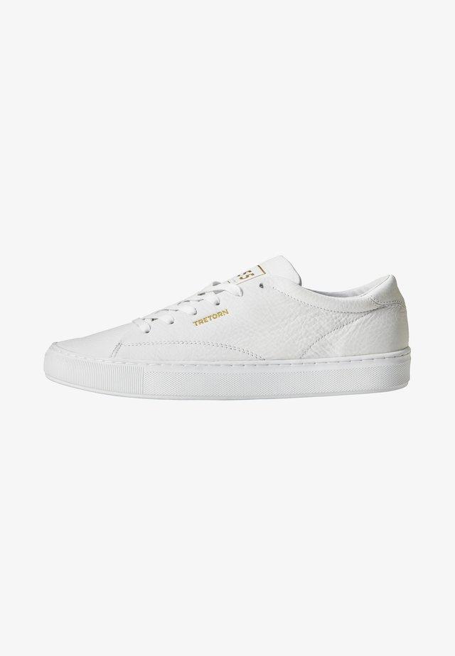 TOURNAMENT  - Sneakers laag - white/white