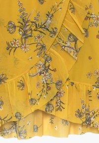 The New - PADDIE - Jupe trapèze - yellow - 3