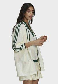 adidas Originals - TENNIS LUXE CARDIGAN ORIGINALS - Chaqueta de punto - off white - 2