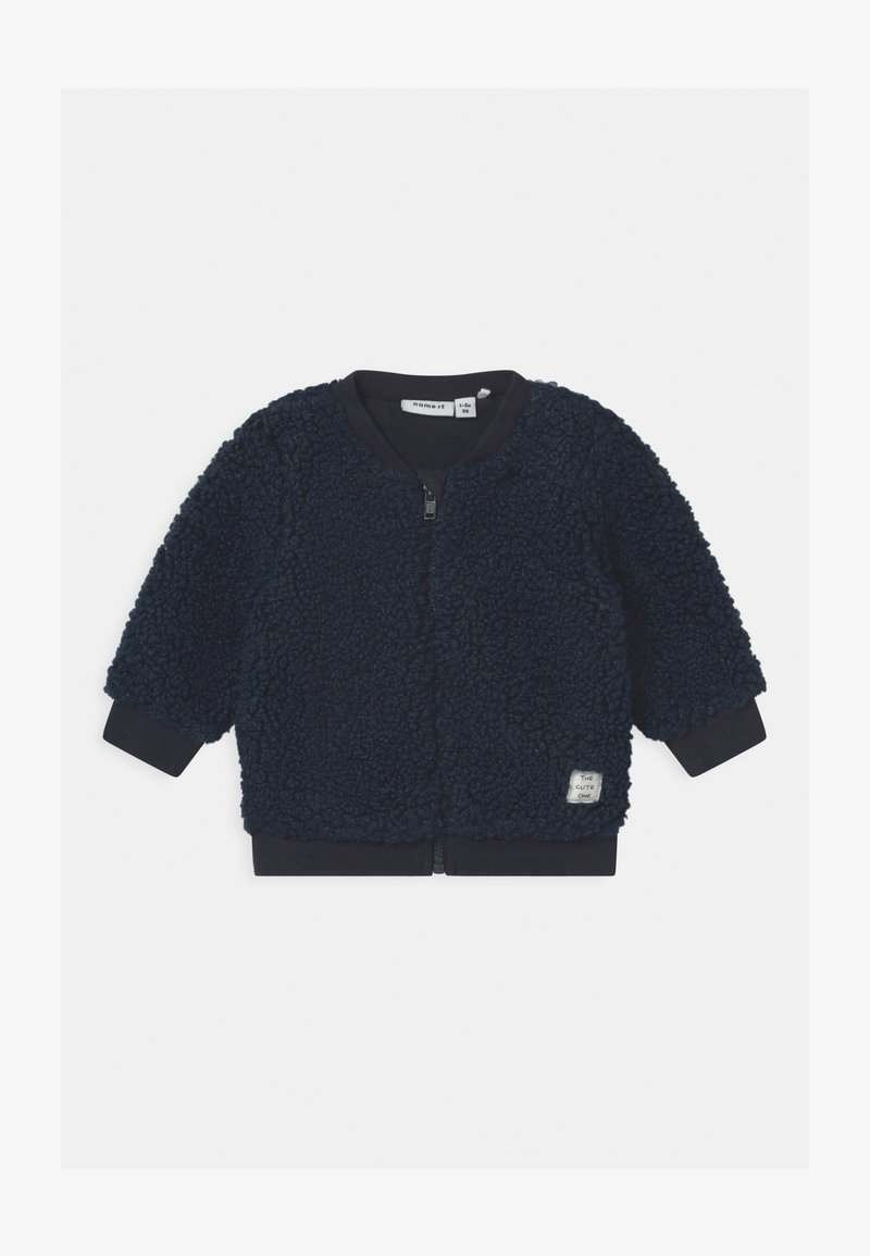 Name it - NBMROTEDDY  - Fleece jacket - dark sapphire