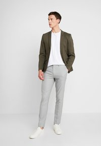 Casual Friday - Suit jacket - forest night green - 1